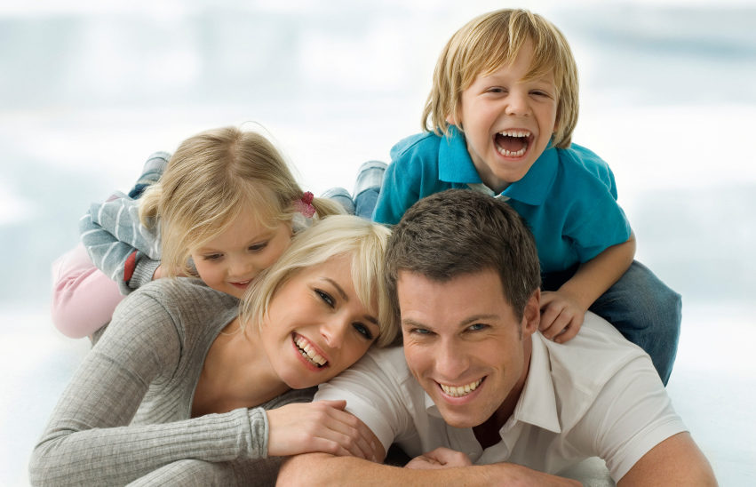 Сайт о детях и родителях